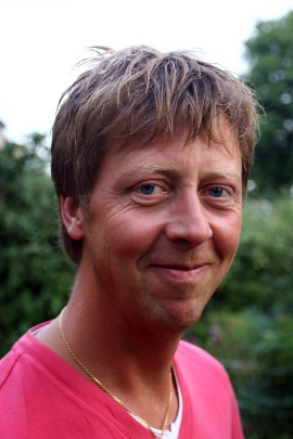 Fredric Landqvist, Researcher